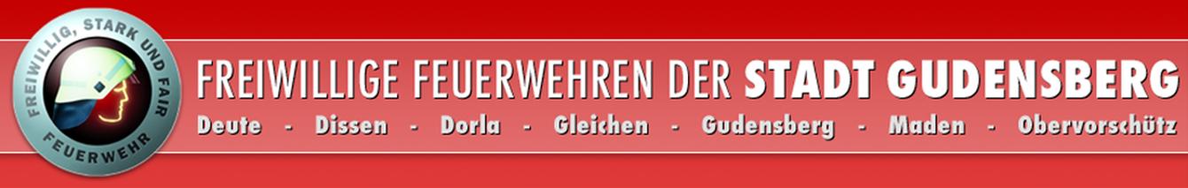 Freiwillige Feuerwehren der Stadt Gudensberg